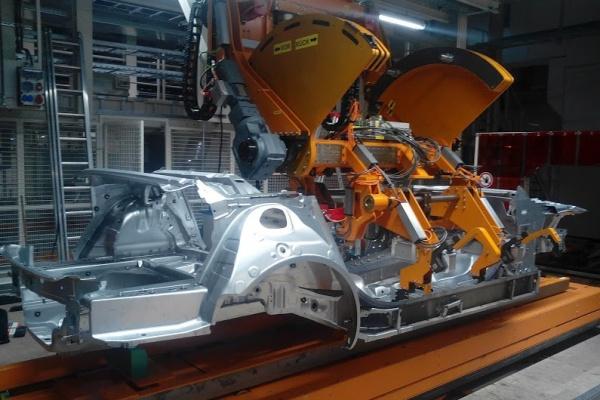 Série projektů pro Volkswagen Group